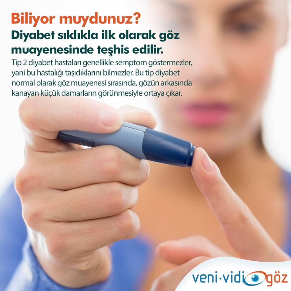 diyabetin belirtileri nelerdir