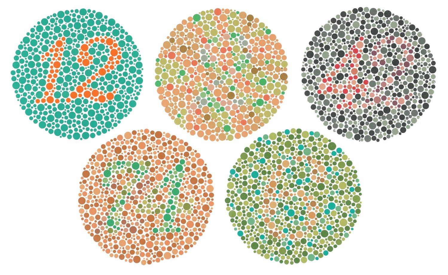 Renk Körlüğü özel Veni Vidi Göz Sağlığı Merkezi