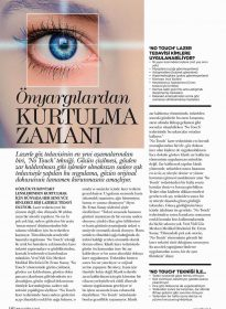 Elele – Op. Dr. Ertan Sunay – No Touch Laser
